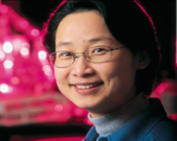 Professor of Biological Sciences Hong Li
