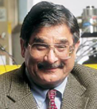 Naresh Dalal, Robert O. Lawton Professor of Chemistry