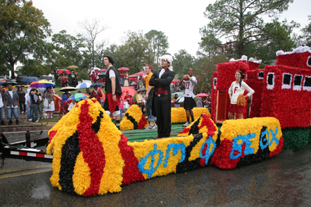 @008 Florida State University Homecoming Parade. Unconquered Legacy.