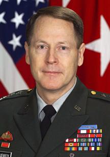 Lt. Gen. Franklin L. Hagenbeck