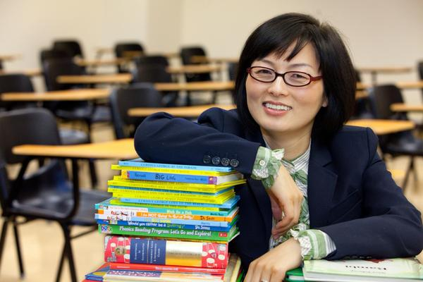 FCRR researcher Young-Suk Kim