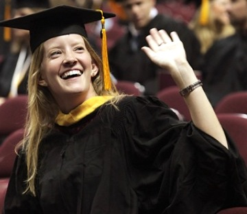 Some 4000 Grads To Don Caps And Gowns For Spring Commencement