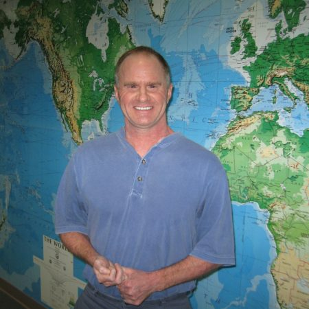 Lead scientist, Timothy LaRow.