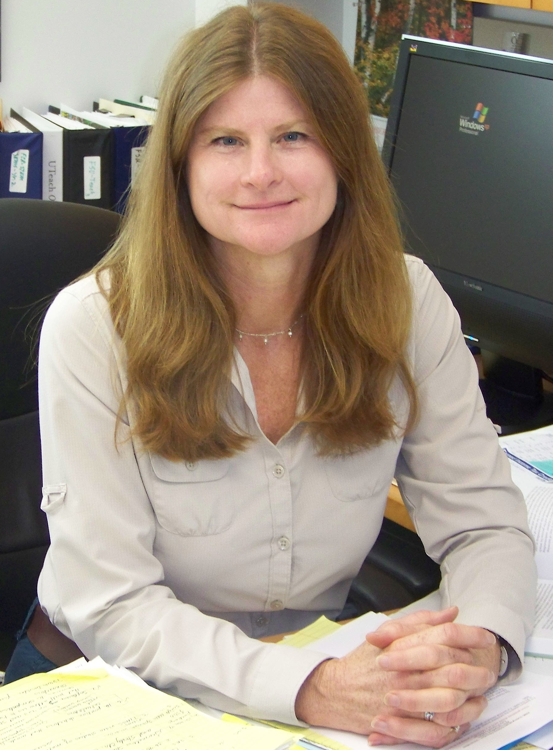 Ellen Granger is director of Florida State's Office of Science Teaching Activities and co-director of FSU-Teach.