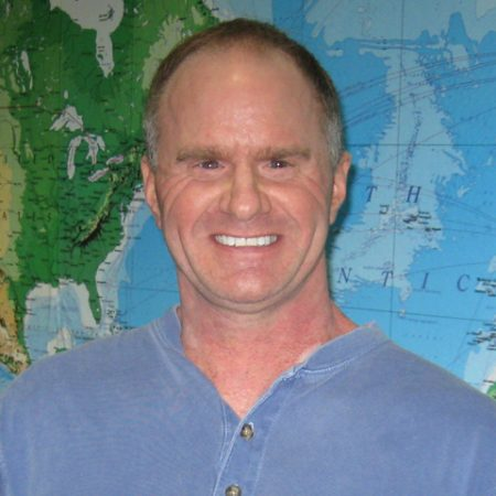 Tim LaRow, an associate research scientist at Florida State's Center for Ocean-Atmospheric Prediction Studies.