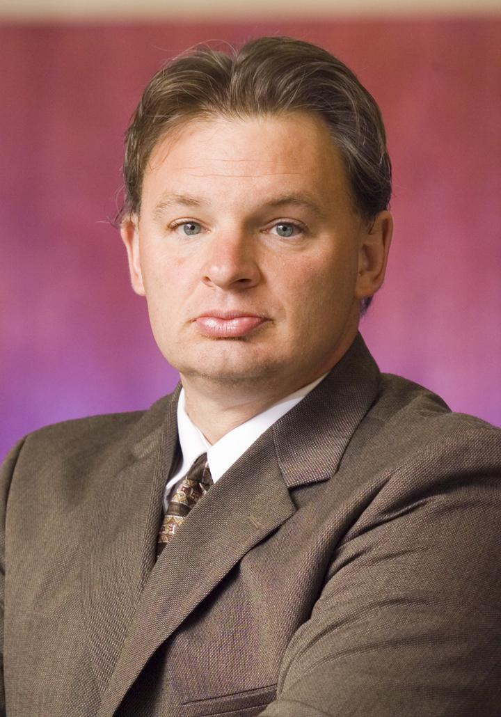 Wayne Hochwarter, Florida State's Jim Moran Professor of Business Administration.