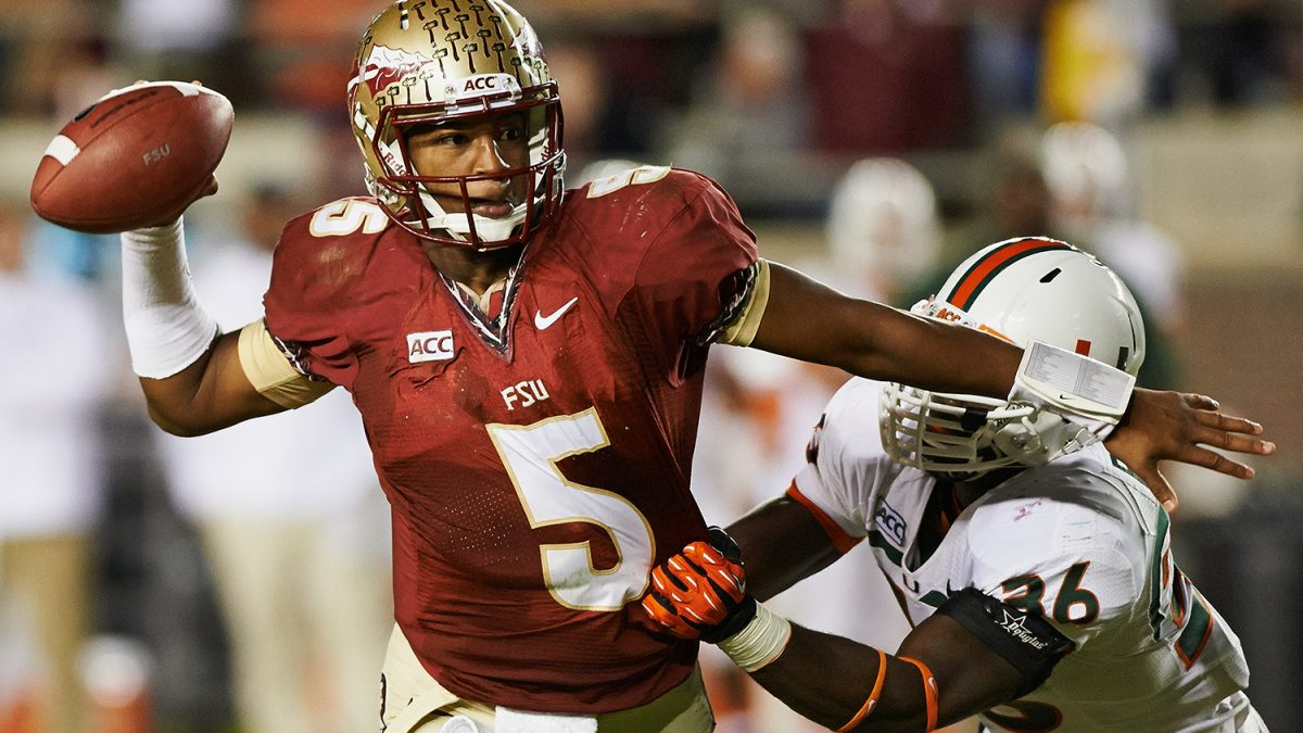 Jameis winston is the 2013 heisman trophy winner florida state post navigation voltagebd Image collections