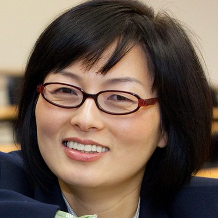 Young-Suk Kim, associate professor of reading and language arts in the College of Education's School of Teacher Education.