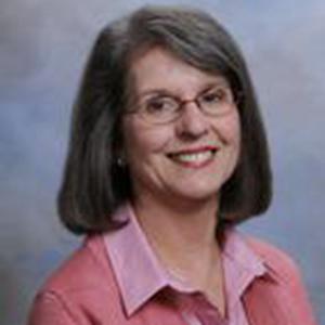 Associate Professor of Nursing Karla Schmitt.