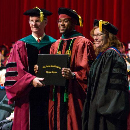 Grand Sendoff For 10th College Of Medicine Graduating Class