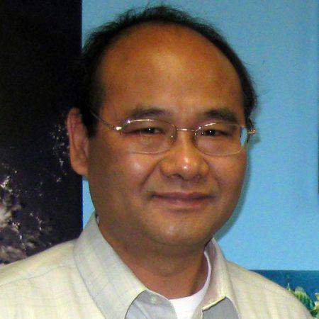 Zhaohua Wu, assistant professor of meteorology at FSU.