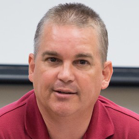 Mike Campbell, director of The Jim Moran Institute's North Florida Outreach Division