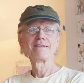 Paul Rutkovsky, associate professor of studio art at Florida State.