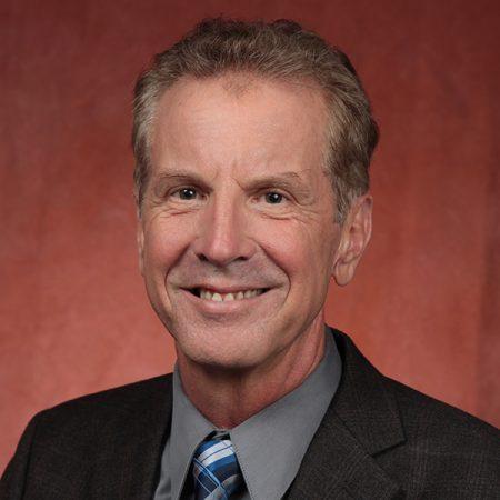 James Elsner, professor of geography at Florida State.