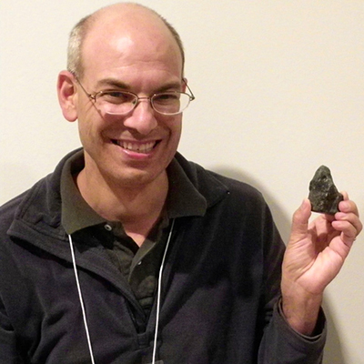 Munir Humayun, professor of geoscience at Florida State.