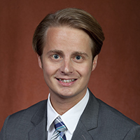 Toby Park, assistant professor of educational leadership and policy in Florida State's College of Education.