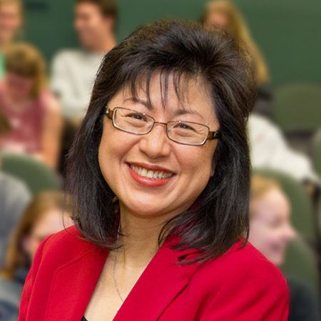 Mai Kung, a faculty member in the College of Nursing at Florida State. (FSU Photography Services)
