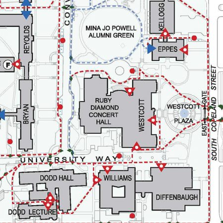 FSU unveils campus accessibility map   Florida State University News