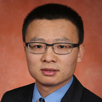 Zhibin Yu, assistant professor of Industrial and Manufacturing Engineering at Florida State.