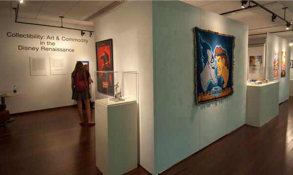 Exhibition Booth Animation : Experience disney s art of animation florida state