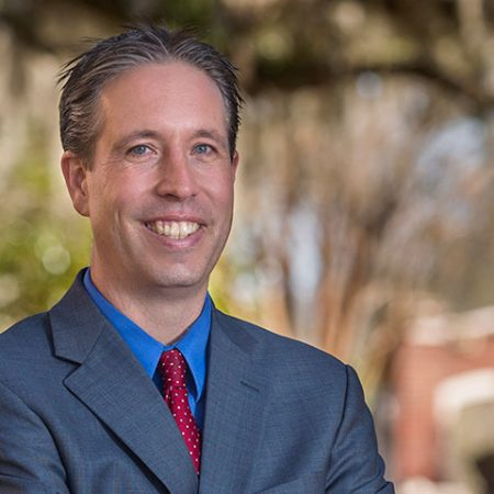 Tim Chapin, dean of the College of Social Sciences and Public Policy and professor of urban and regional planning at Florida State University