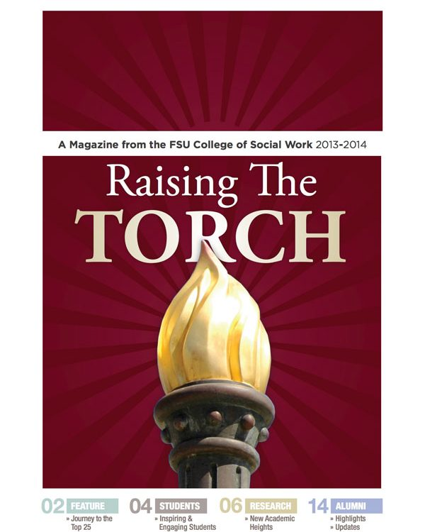 Raising The Torch publication