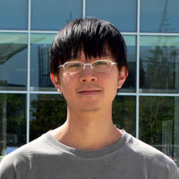 Eric Hsiao, assistant professor of physics