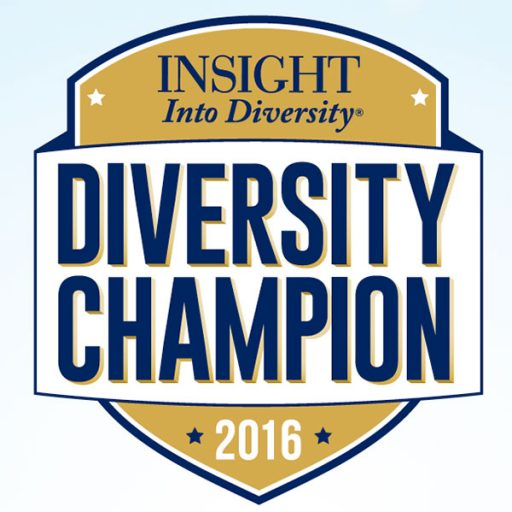 INSIGHT Into Diversity - diversity champion
