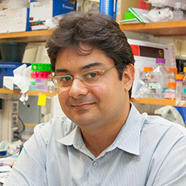Jose Pinto, associate professor in the FSU College of Medicine's Department of Biomedical Sciences