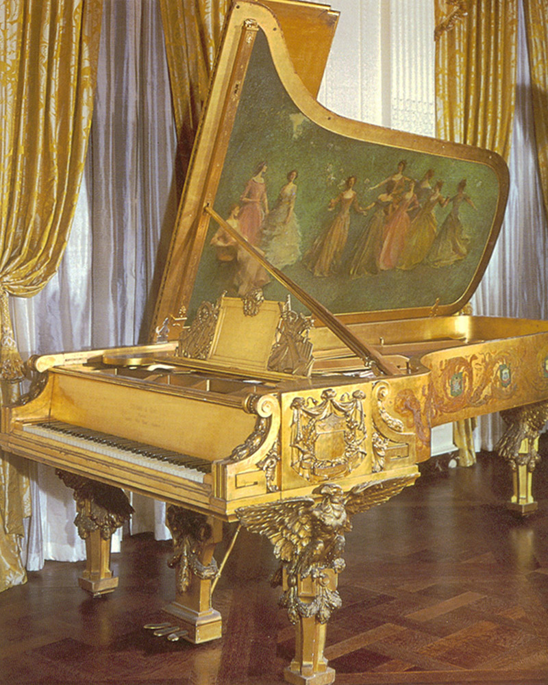 Fsu To Host Concert Featuring Rare Steinway Piano
