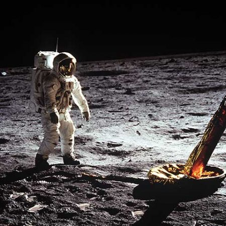 Apollo astronauts experiencing higher rates of ...