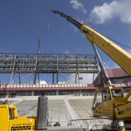 Doak Campbell Stadium Renovations 2016