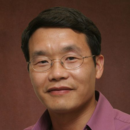 Professor of Physics Huan-Xiang Zhou