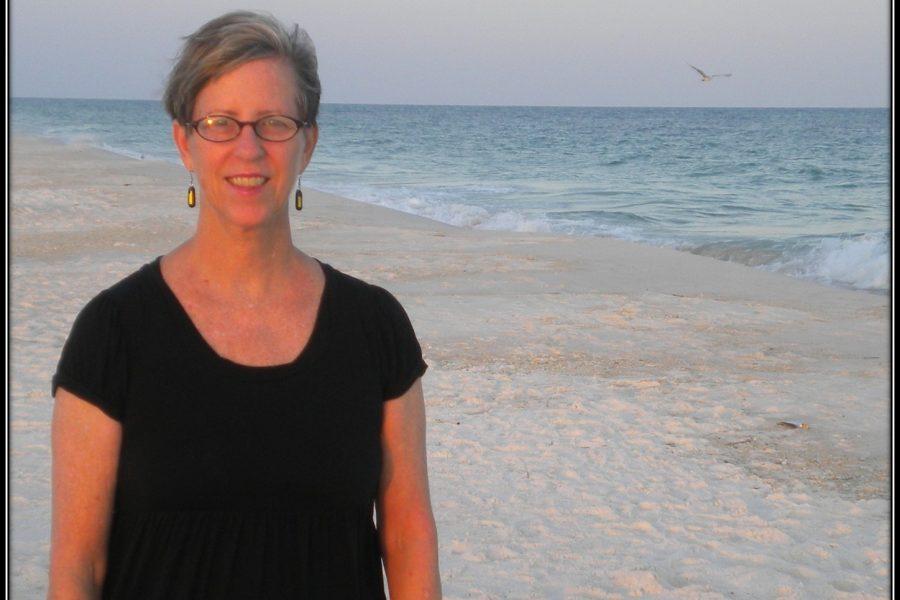 Distinguished Alumni in Social Work Practice award winner Cheryl Berry Bias.