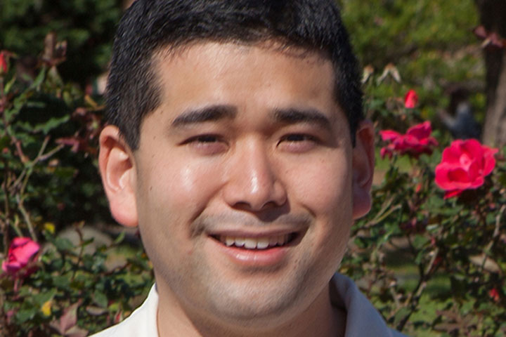 Assistant Professor of Geography Chris Uejio