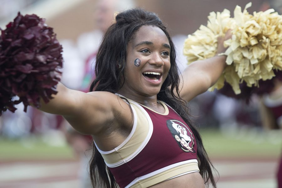 Florida State University home opener against Charleston Southern. FSU advanced to 2-0 defeating CSU 52-8.