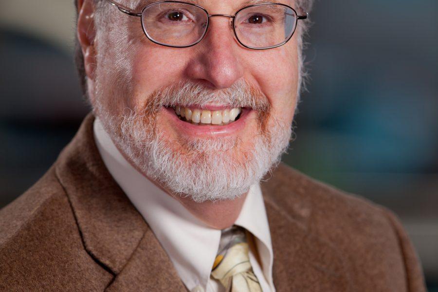 Distinguished Social Work Educator award winner Jack Richman.