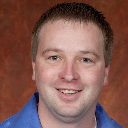 Brad Cox, associate professor in the College of Education