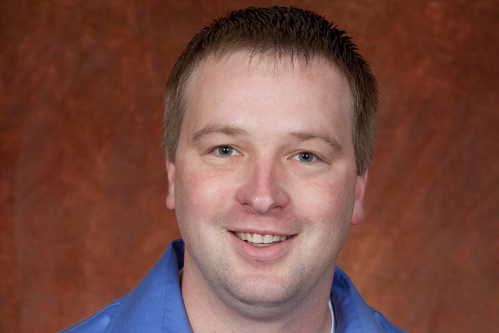 Brad Cox, associate professor in the College of Education