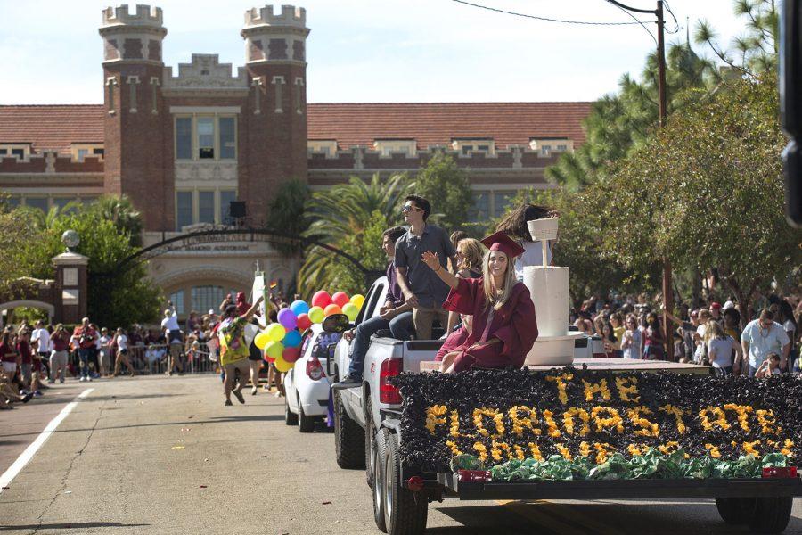 Homecoming Parade 2016