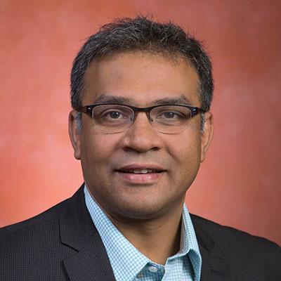 Mainak Mookherjee, assistant professor of geology