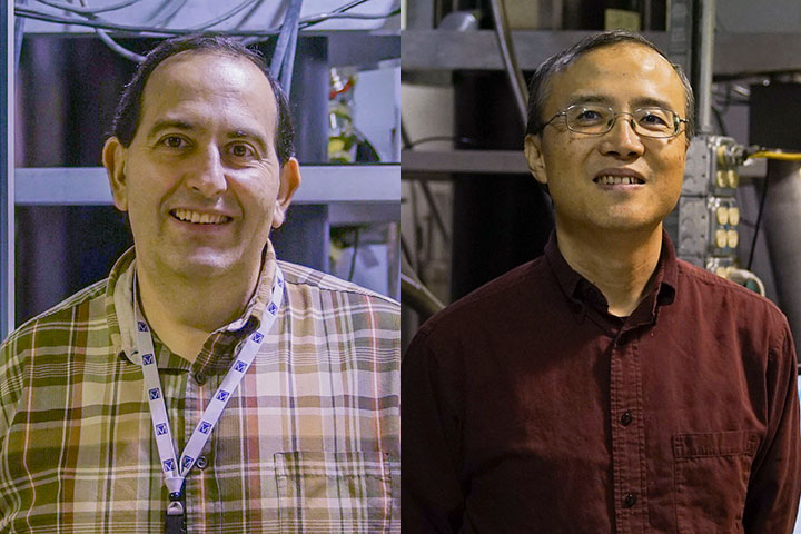 Luis Balicas and Kun Yang, physics researchers from the Florida State University-based National High Magnetic Field Laboratory have been named Fellows of the American Association for the Advancement of Science.