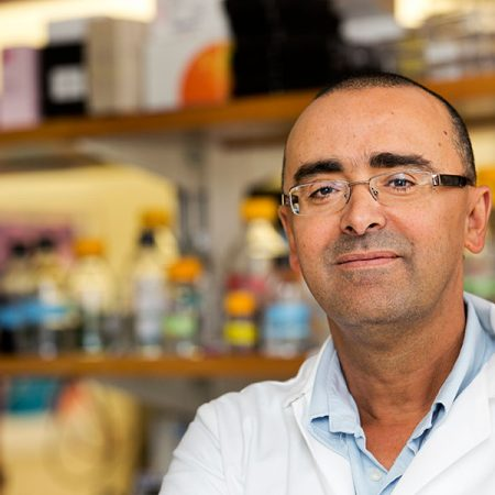 Professor Mohamed Kabbaj, a neuroscientist in the College of Medicine