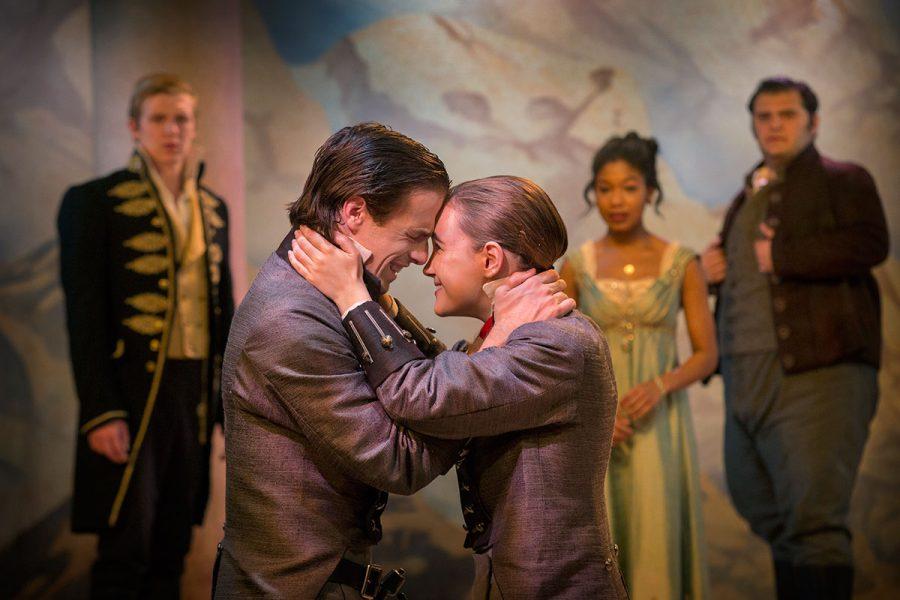"The FSU School of Theatre's presentation of Shakespeare's ""Twelfth Night"" in 2015."