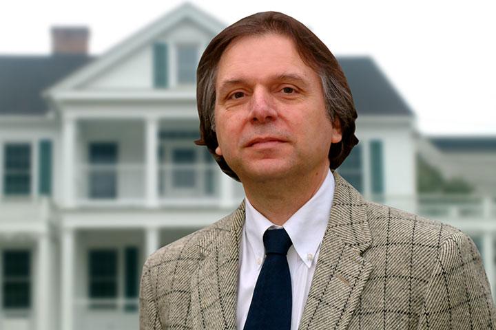Paolo Annino, the Glass Professor of Public Interest Law