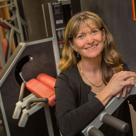 FSU Professor of Exercise Science Lynn Panton