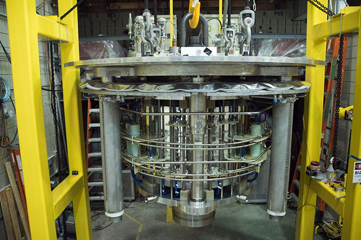 The milestone busts open a door to discovery, making the highest magnetic fields available not only to physicists but, for the first time, to biologists and chemists as well.
