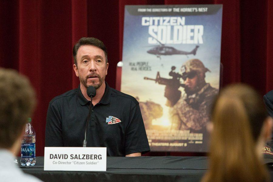 David Salzberg, co-director,