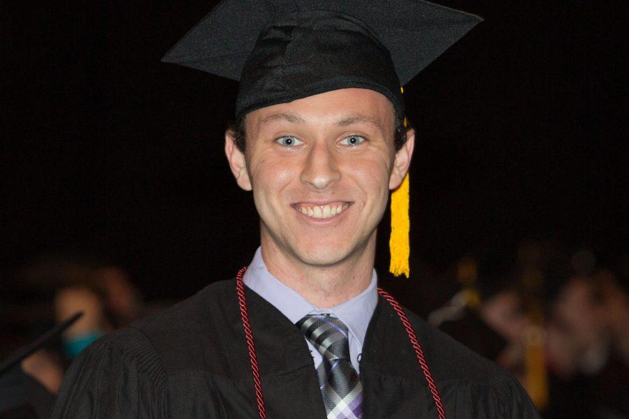 Ross Toback, Magna Cum Laude Graduate