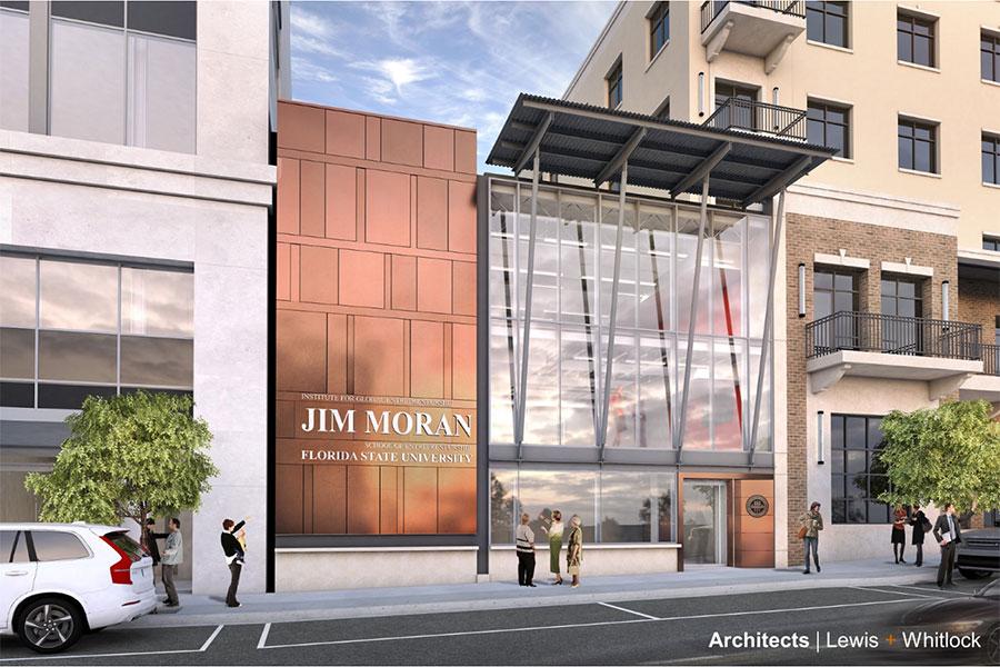 Fsu Law School >> FSU to begin renovations on new Jim Moran Building - Florida State University News